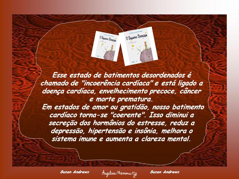 Susan Andrews Como disse o filósofo francês Blaise Pascal: