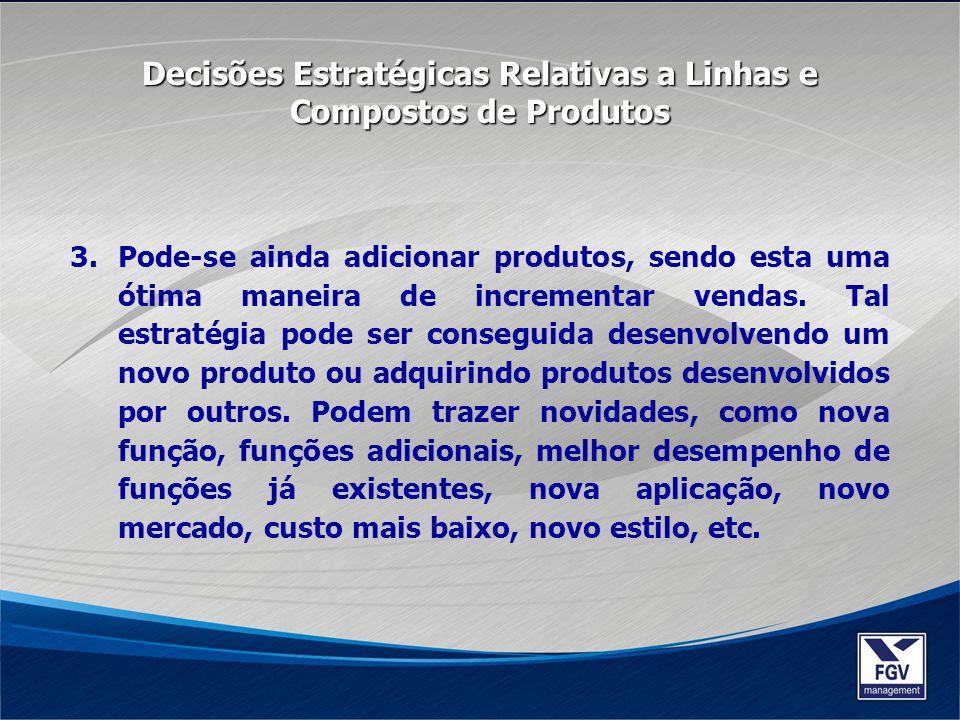 É a quantidade de produtos oferecido por uma determinada empresa ao mercado.