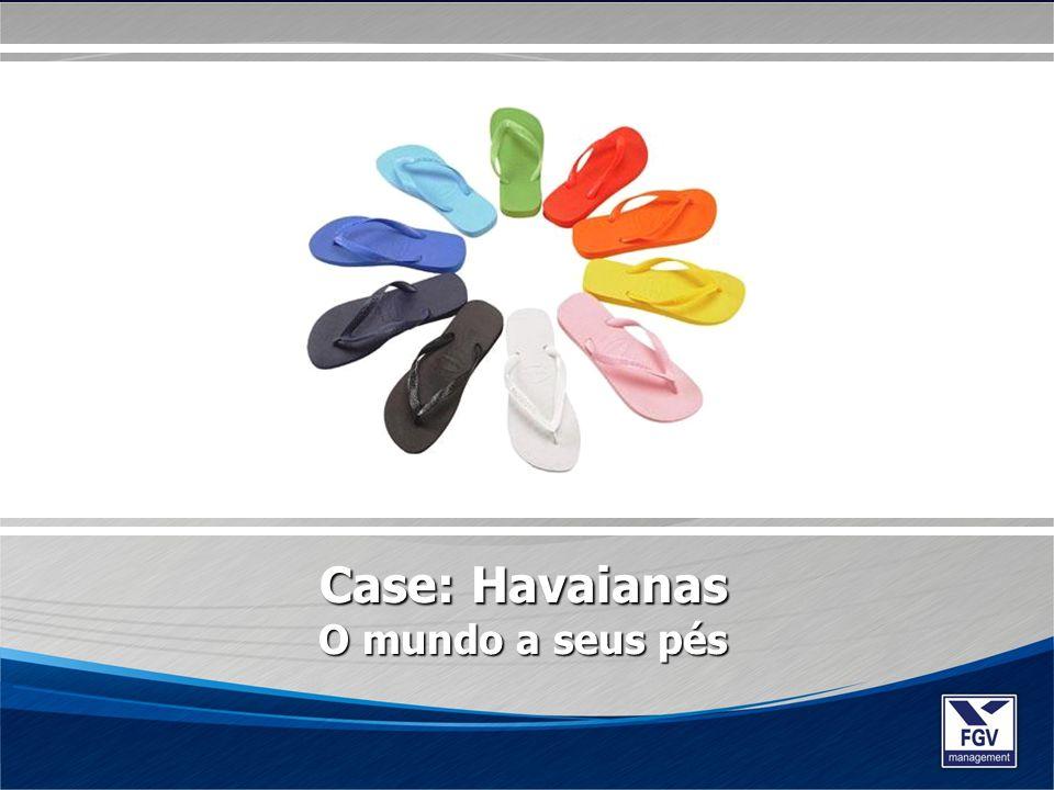 Case: Havaianas O mundo a seus pés