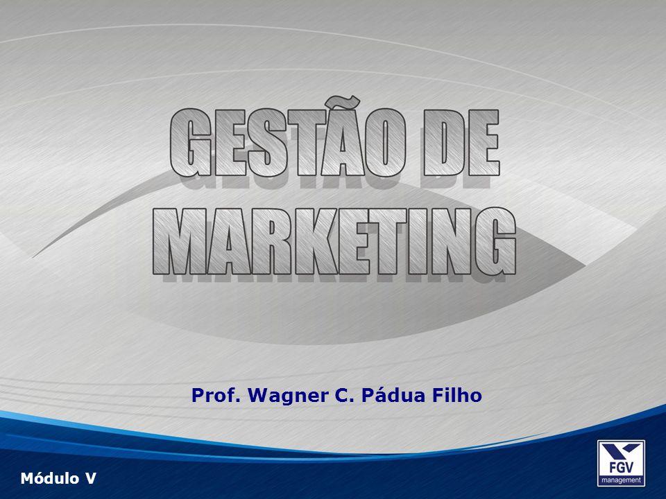 Prof. Wagner C. Pádua Filho Módulo V