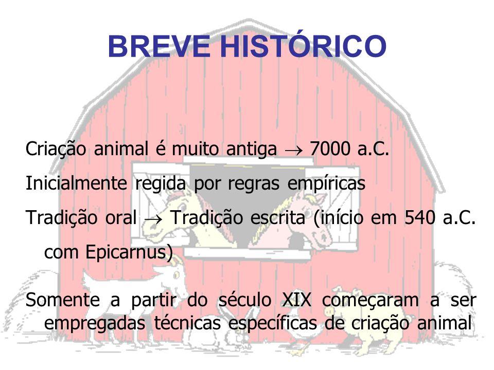 Perspectivas da Situação Atual da Zootecnia do Brasil Bolsistas do grupo PET: Mariana Masiero e Thiago S. Machado. Material fornecido pela Profª Drª C