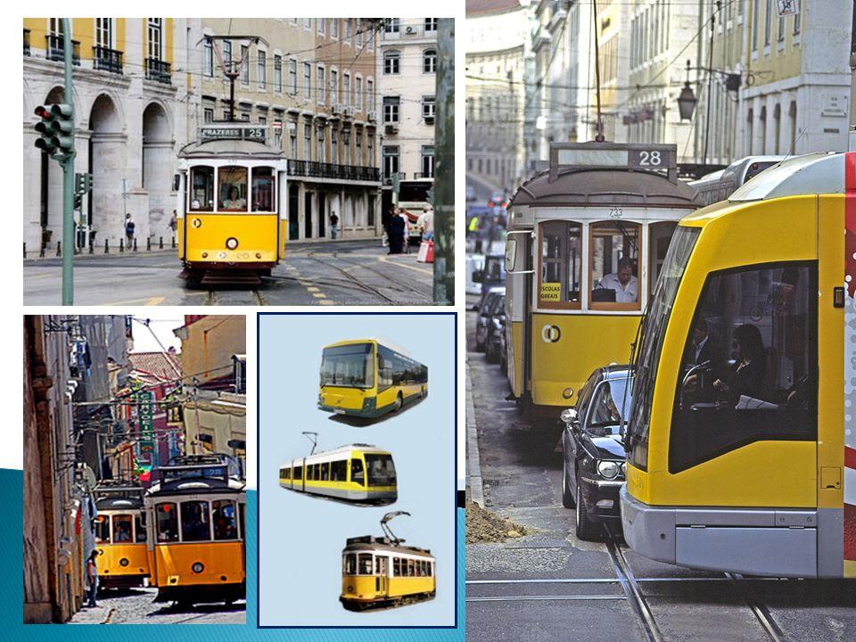 Subindo e descendo as colinas de Lisboa, os elétricos transportam-nos a quase todos os monumentos da capital, revivendo o passado e marcando o present