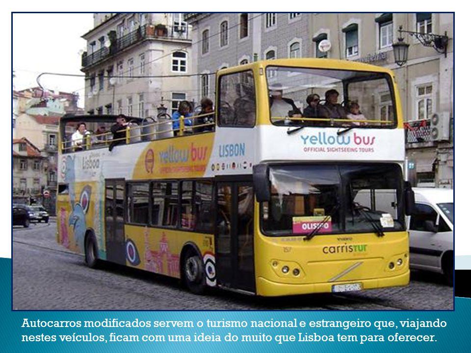 Atualmente, os transportes de Lisboa possuem, também, modernos autocarros movidos a gás natural, que contribuem para a melhoria do ambiente da cidade