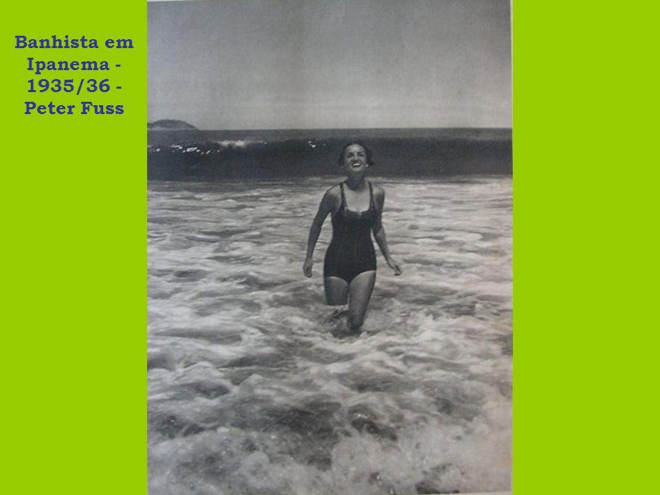 Banhista em Ipanema - 1935/36 - Peter Fuss