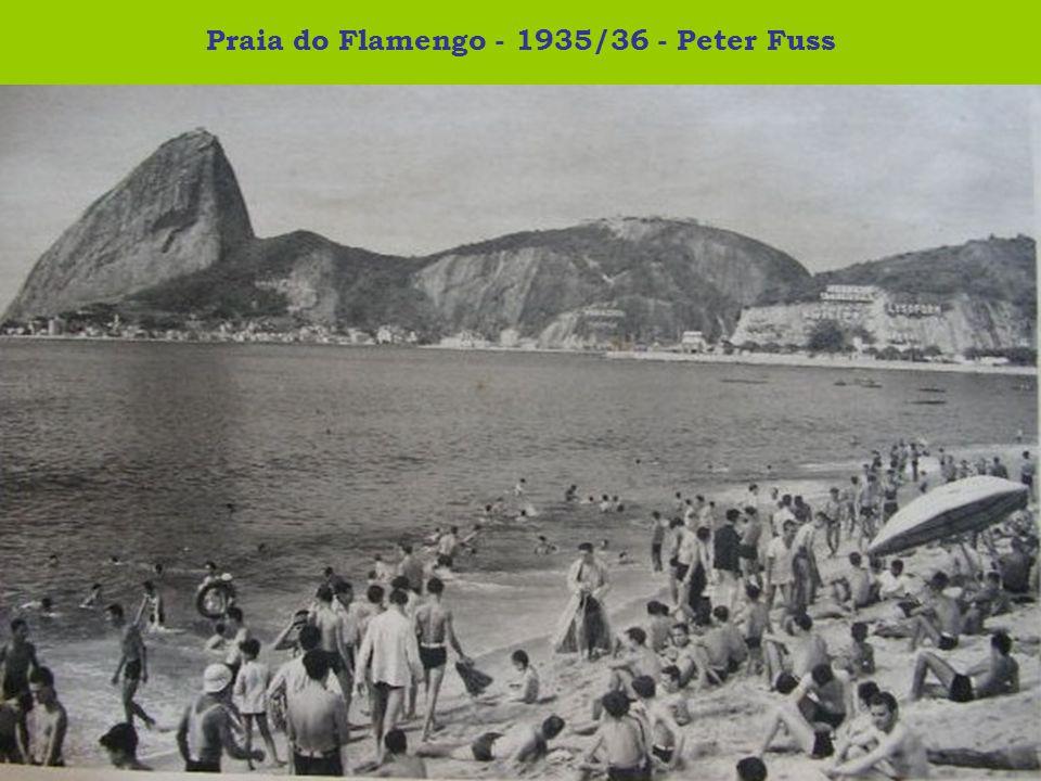 Praia do Flamengo - 1935/36 - Peter Fuss