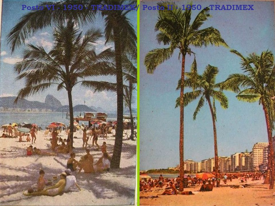 Posto VI - 1950 - TRADIMEX/ Posto II - 1950 - TRADIMEX