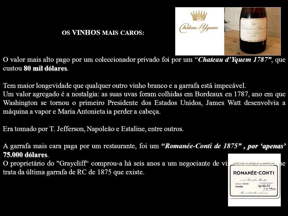 O CHAMPAGNE MAIS CARO: 1.000 euros É o Cuvée belle Époque de Perrier-Jouët - pertencente desde 2005 a Pernod Ricard - e custa 1.000 euros.
