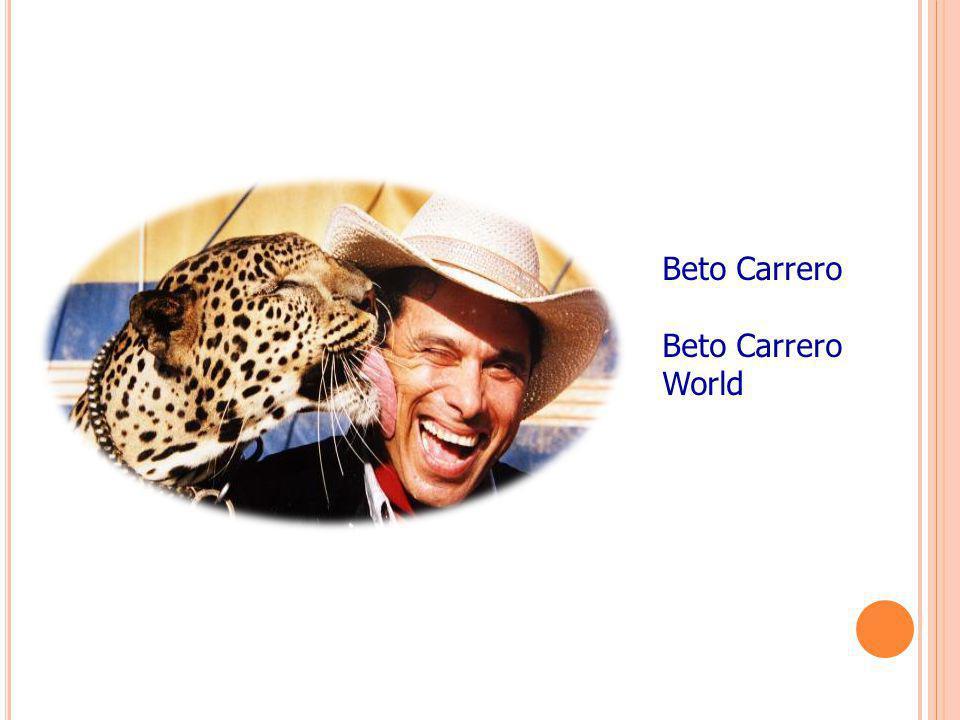 Beto Carrero Beto Carrero World