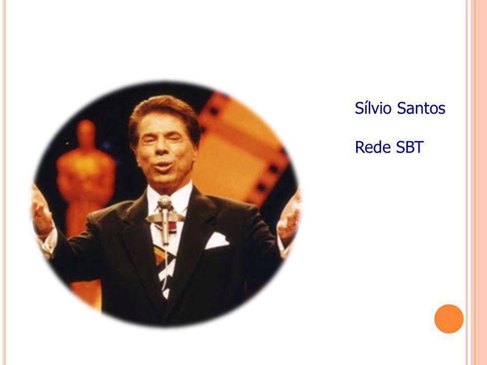 Sílvio Santos Rede SBT