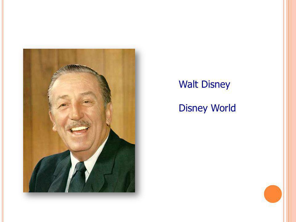 Walt Disney Disney World