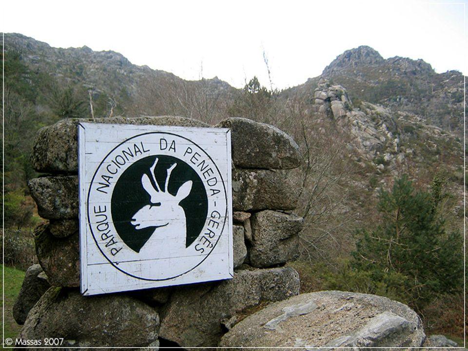 Único parque nacional de Portugal Situa-se no extremo nordeste do Minho, fazendo fronteira com a Galiza.