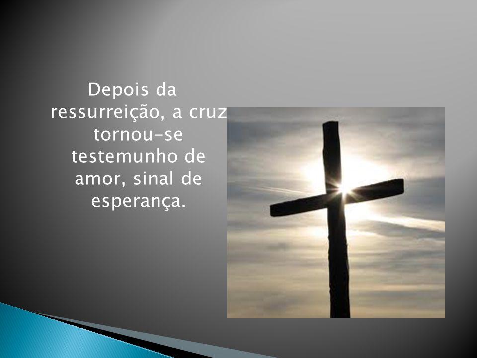 É o poder de Deus que se manifesta na humildade e no serviço dos que creem.