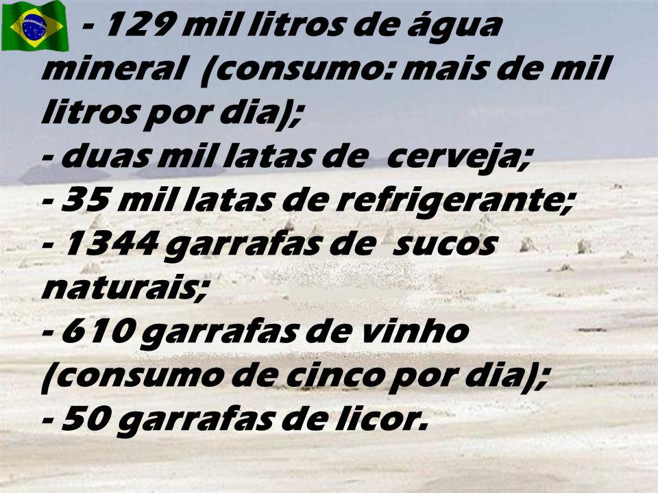 E a coisa vai mais longe: em outra licitação (00140.000217/2003-36) dá para perceber que Lula gosta de festa.