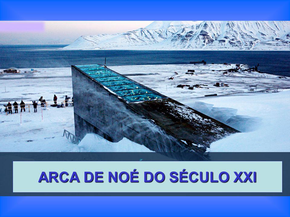 ARCA DE NOÉ DO SÉCULO XXI