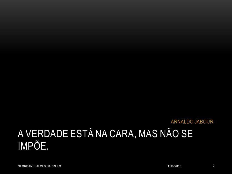 VAMOS DEVOLVER ESSES RATOS AOS ESGOTOS 11/3/2013GEORDANDI ALVES BARRETO 22