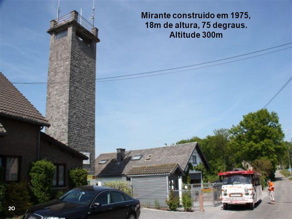 Seguindo por esta estrada chega-se ao Mirante que oferece uma bonita vista panorâmica 19