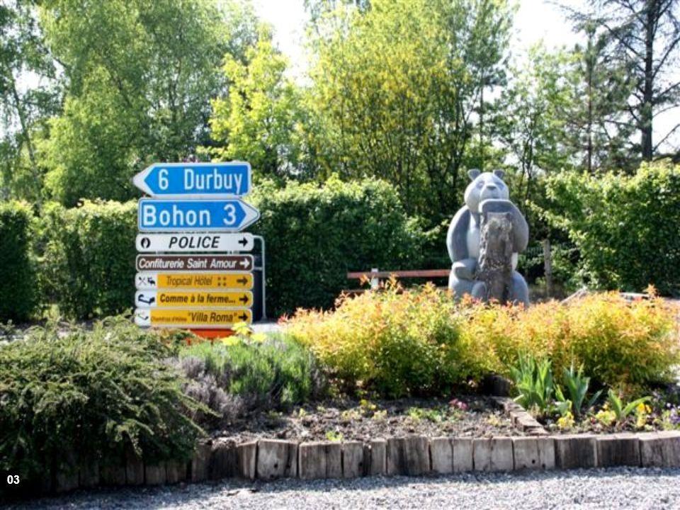 Estrada Bruxelas a Durbuy Distância = 117 Kms Na Bélgica não há pedágios 02