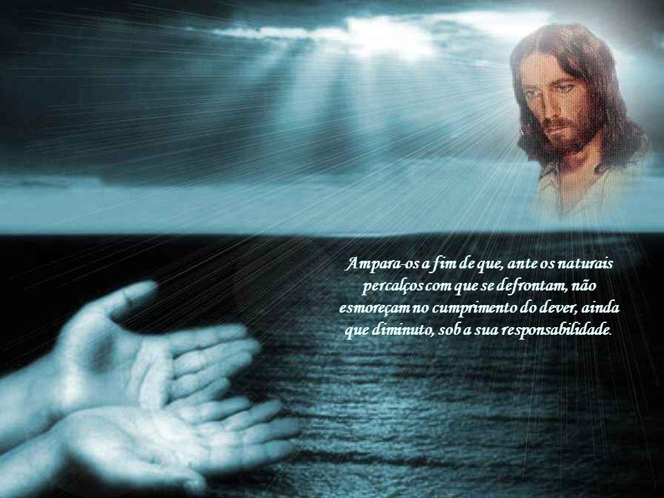 Senhor Jesus, Divino Amigo! Nesta singela oração, aqui comparecemos para rogar-Te em benefício de todos os médiuns que se encontram a serviço da causa