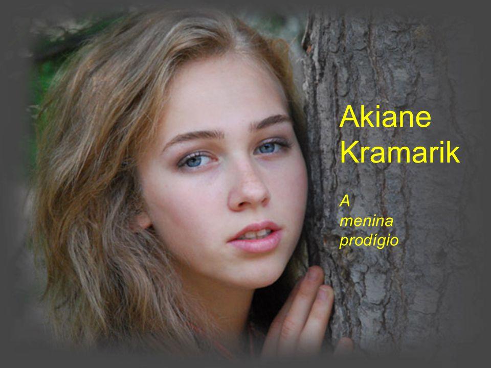Akiane Kramarik A menina prodígio