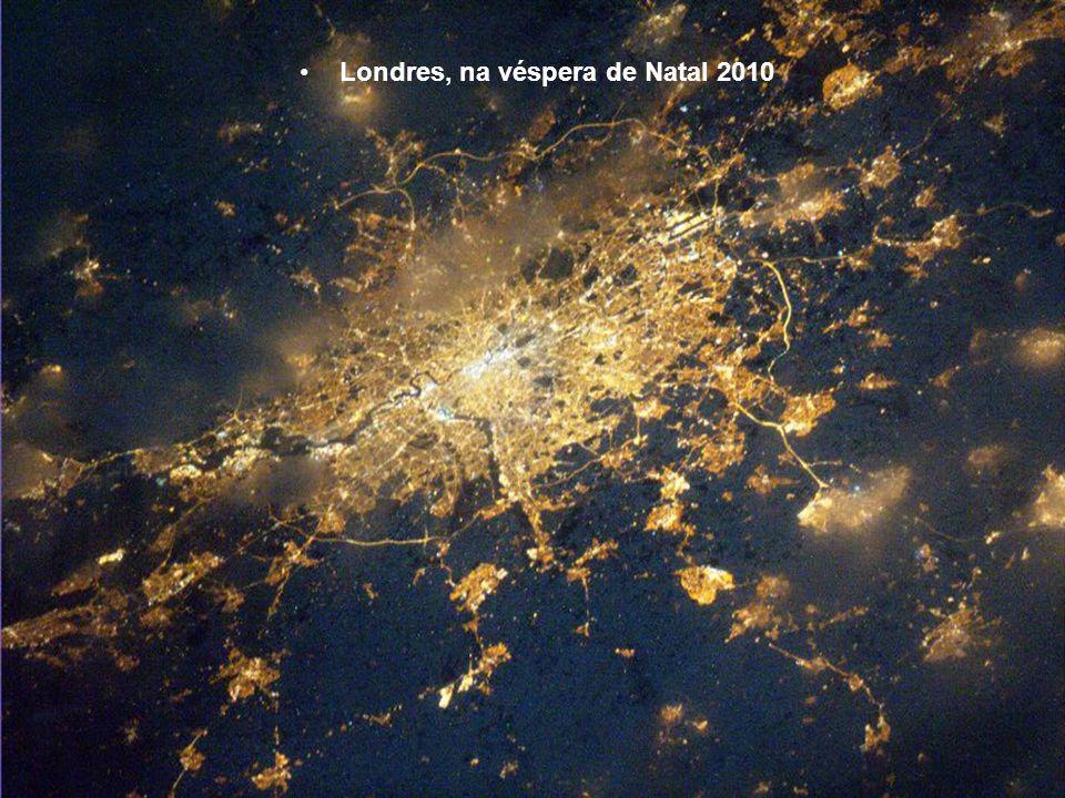 Lisboa á noite, 31 Dezembro 2010