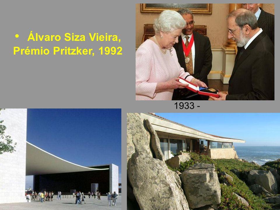 1952 - Na área da arquitectura nós temos… Souto Moura, Prémio Pritzker, 2011