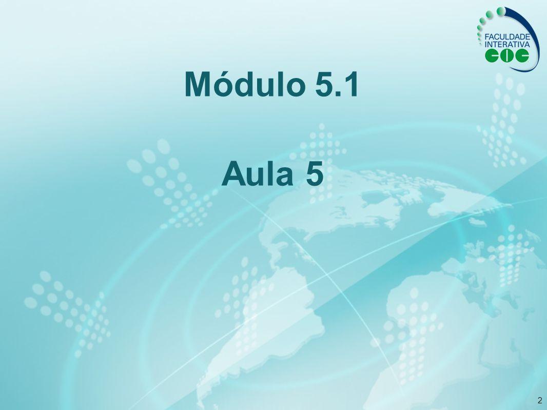 2 Módulo 5.1 Aula 5