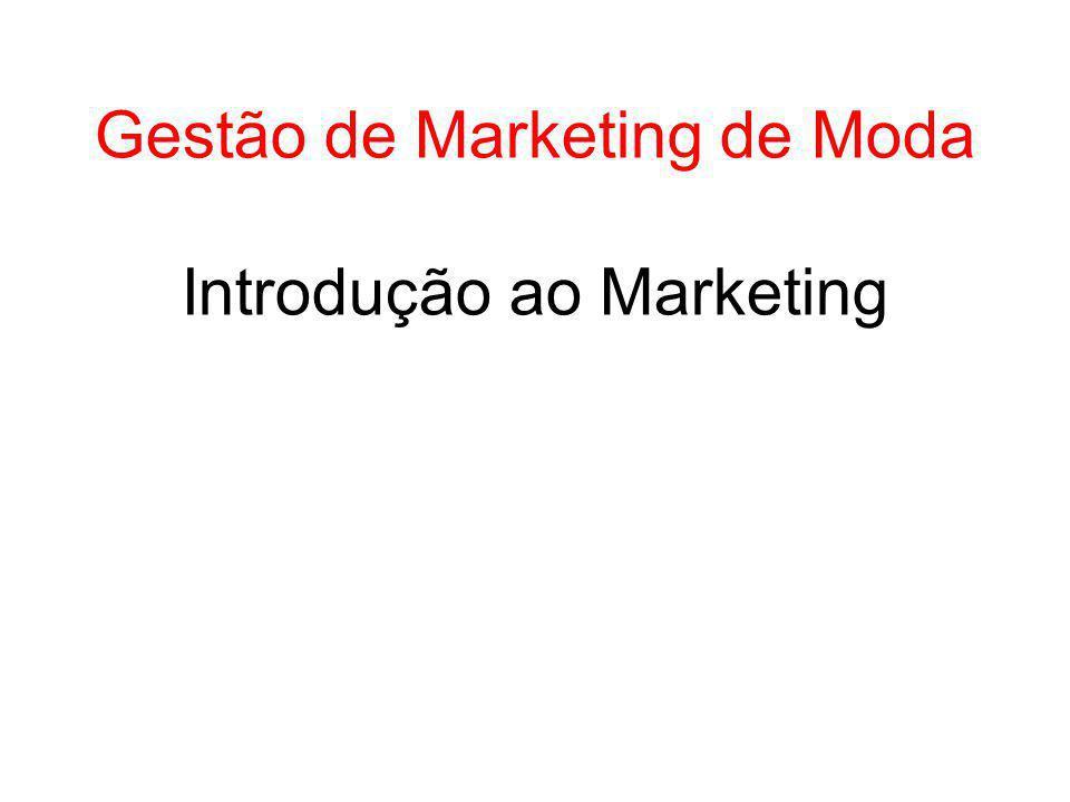 Surgimento do Marketing - Marketing derivado de Market, que significa mercado.