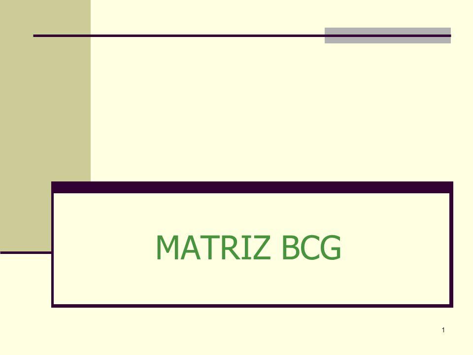 1 MATRIZ BCG