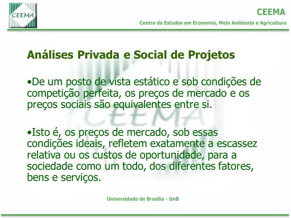Economias externas podem ser criadas não apenas nas relações entre produtores, como também nas relações entre produtor e consumidor.