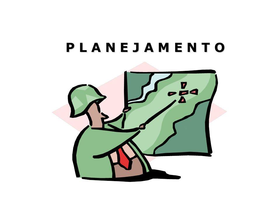 PLANEJAMENTO ESTRATÉGICO PARTICIPATIVO NAS ORGANIZAÇÕES P L A N E J A M E N T O