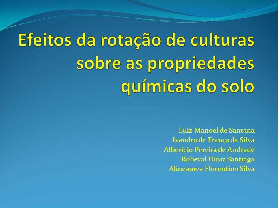 Alterações na fertilidade do solo em sistemas de rotação de cultura TS -(trigo-soja sem.