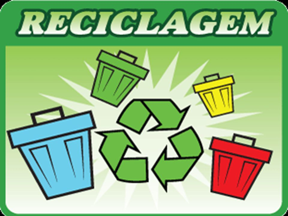 Reciclagem é...