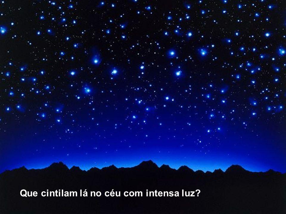 Alguma Vez tentastes contar as estrelas