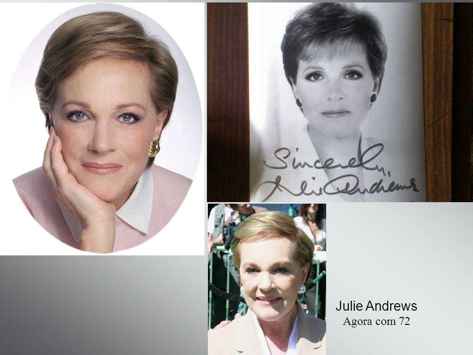 Julie Andrews Agora com 72