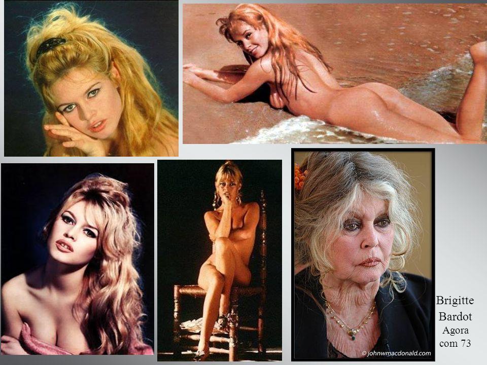 Brigitte Bardot Agora com 73