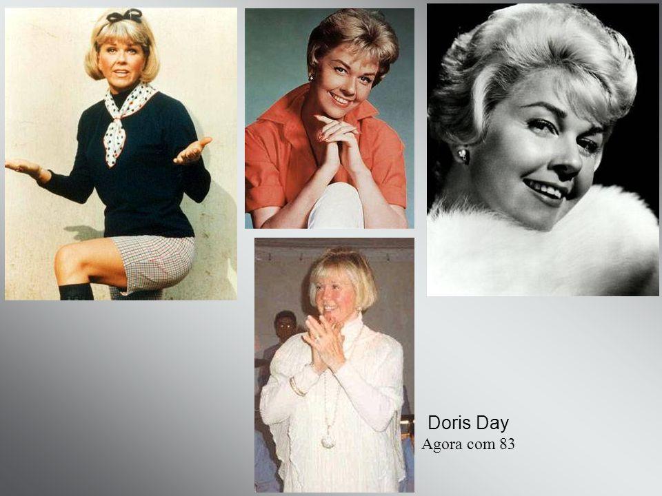 Doris Day Agora com 83