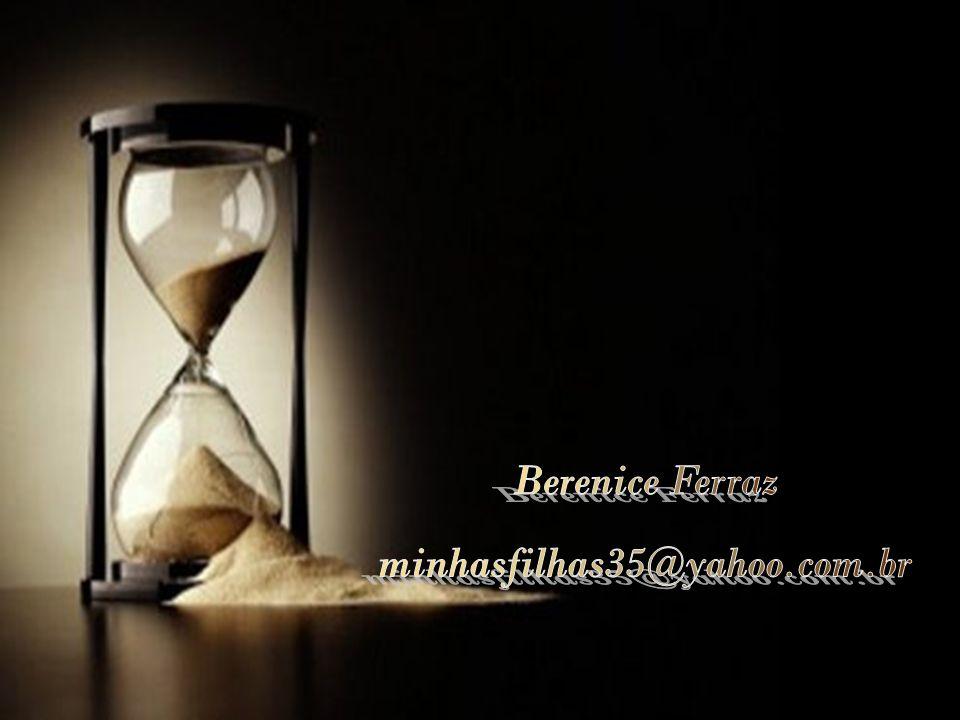 Pense nisso! Mesmo que a vida nos exija muito,e o tempo fique escasso exíguo, as coisas de dentro terão sempre tanta importância quanto às coisas de f