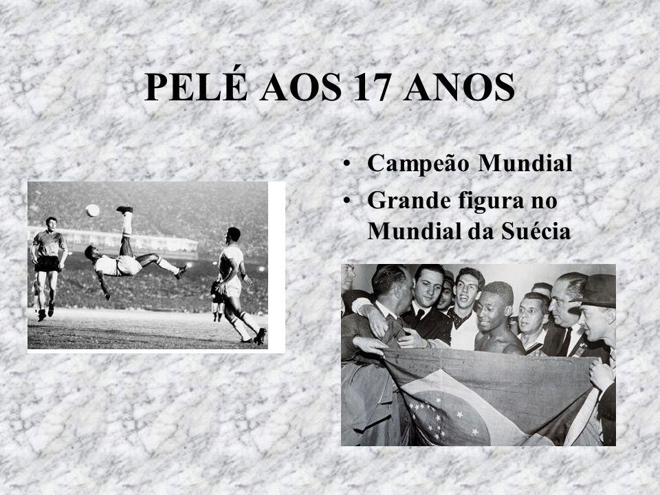 MARADONA - ESTATÍSTICAS Boca Juniors (1981) Barcelona (Copa do Rei, 1983) World Cup (Mexico, 1986) Napoli (Scudetto, 1987 e 1990) Copa da Itália (1987) Copa da UEFA (1989) Supercopa da Itália (1991) Artemio Franchi Cup (1993) 692 jogos - 352 gols 90 jogos pela Seleção Argentina - 33 gols