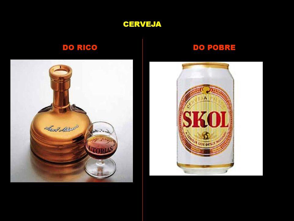 DO RICODO POBRE CERVEJA
