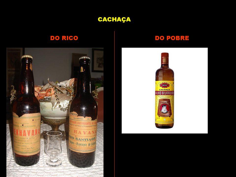 DO RICODO POBRE CACHAÇA