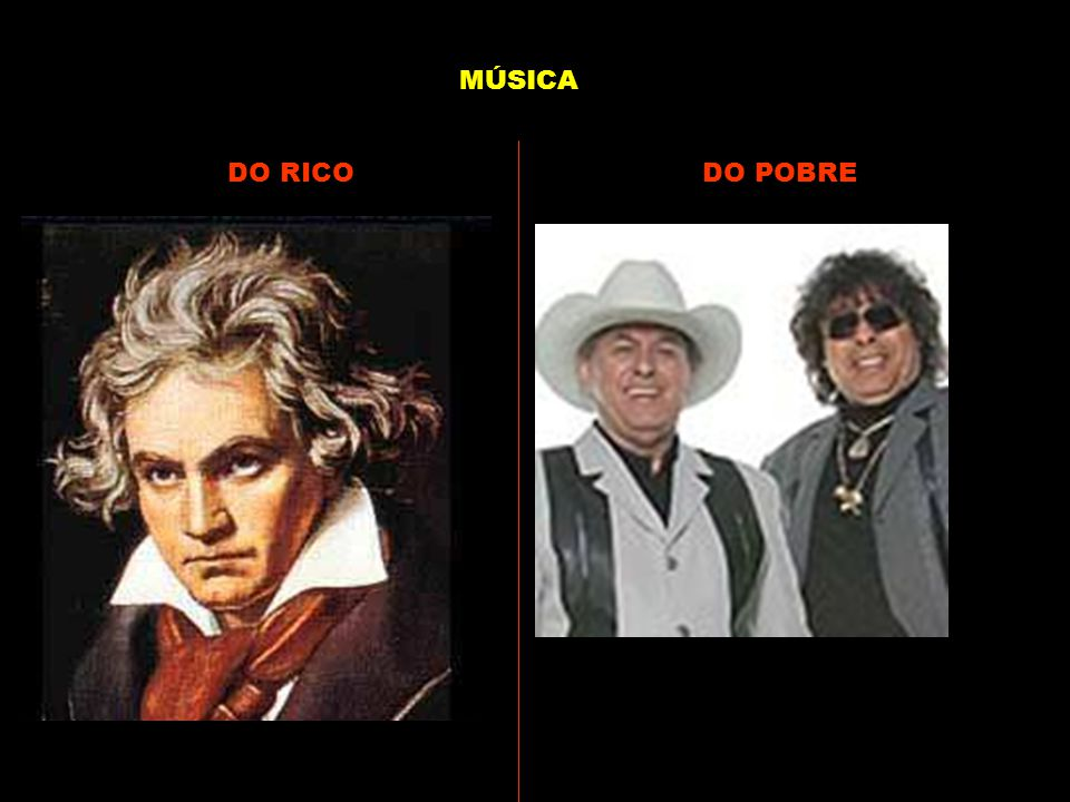 DO RICODO POBRE MÚSICA