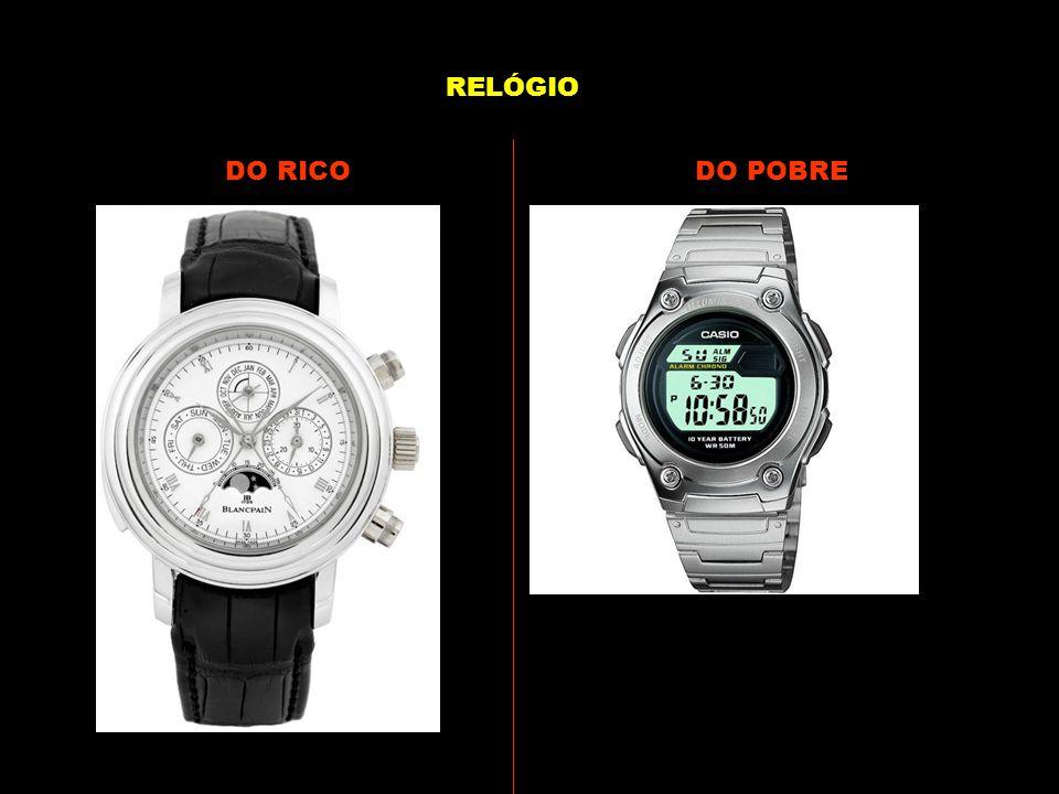 DO RICODO POBRE RELÓGIO