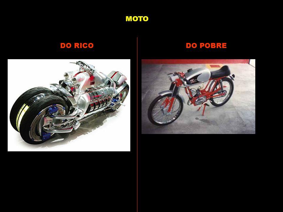 DO RICODO POBRE MOTO
