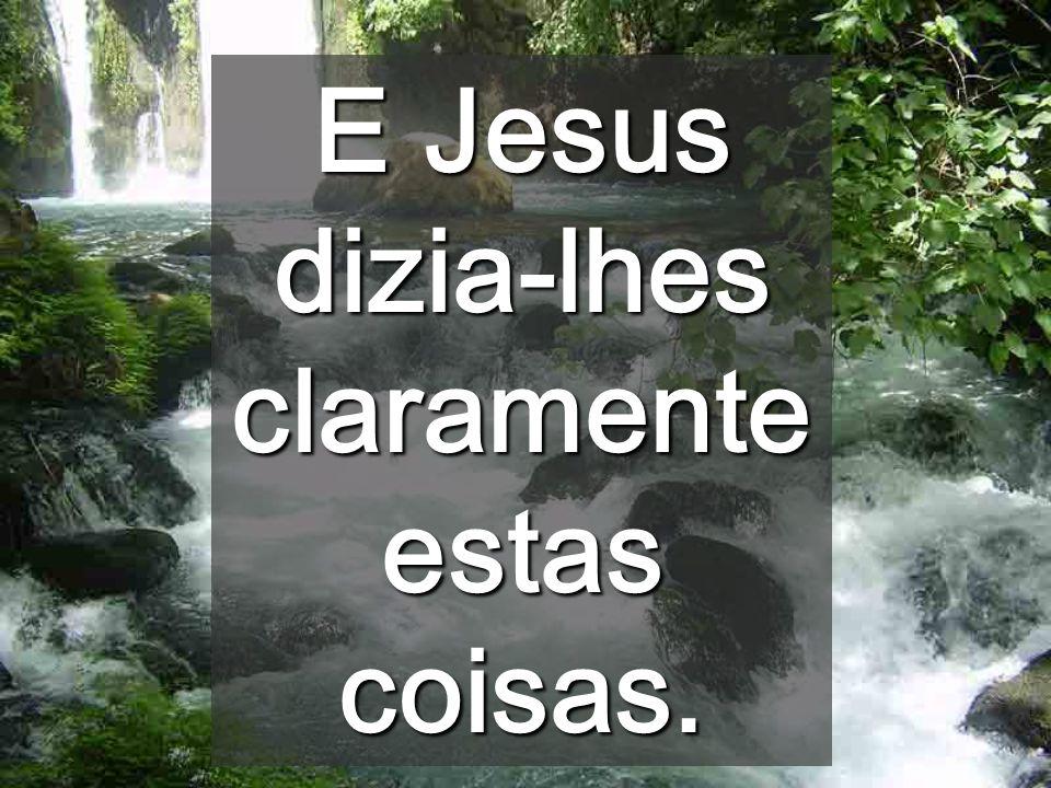 Saberemos morrer, se soubermos VIVER Porque é Deus, vai para a morte com LIBERDADE