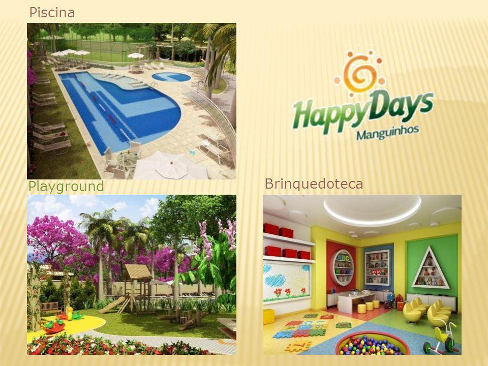 Brinquedoteca Playground Piscina