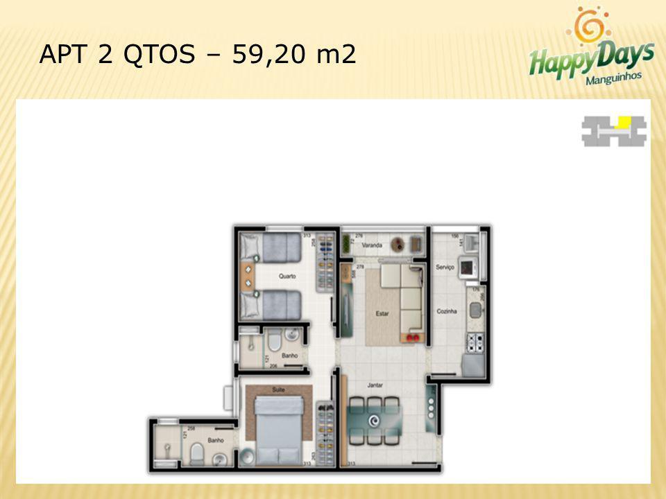 APT 2 QTOS – 59,20 m2