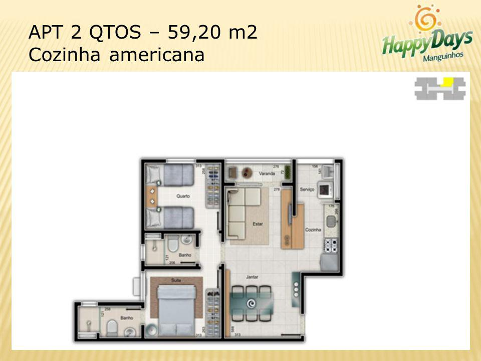 TIPO/DECORADO 3 QTOS – 69,96 m2