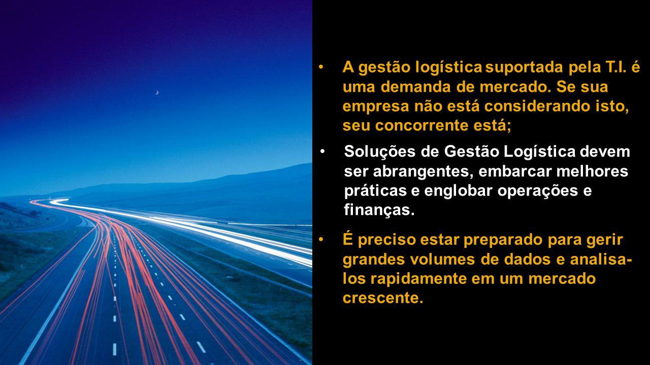 ©2013 SAP AG.All rights reserved.29 Internal A gestão logística suportada pela T.I.
