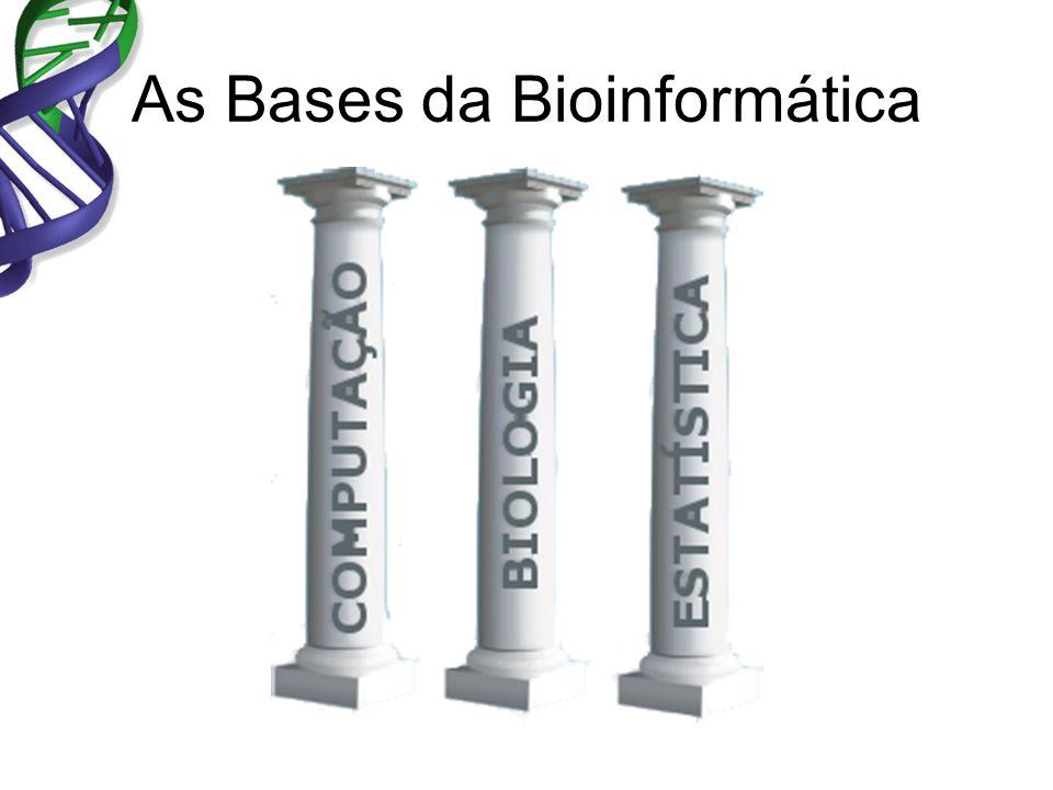 As Bases da Bioinformática