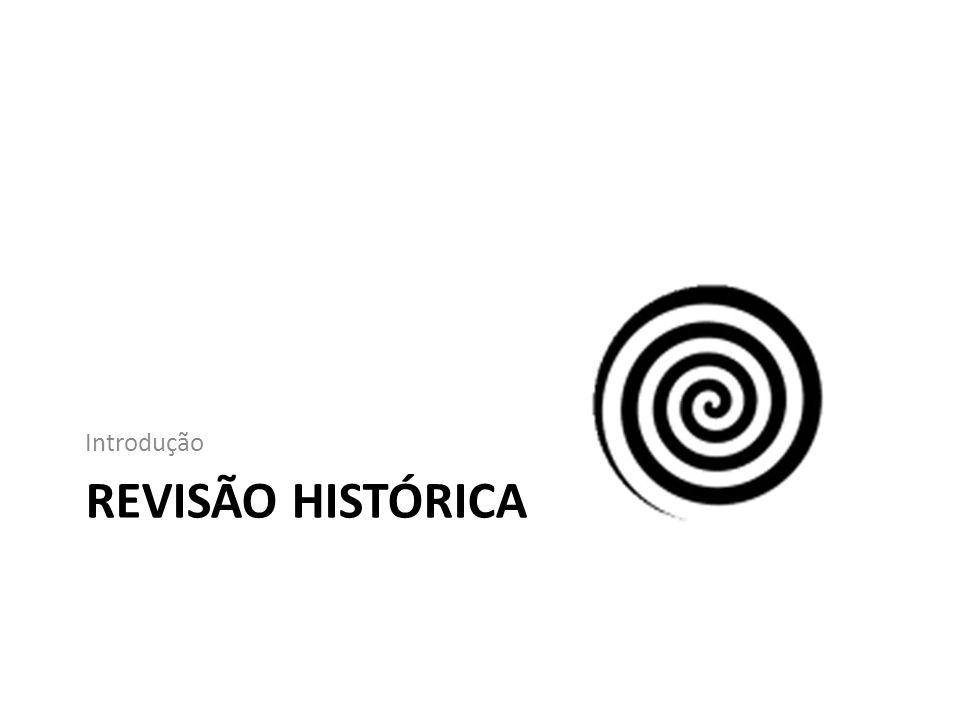 REVISÃO HISTÓRICA Introdução